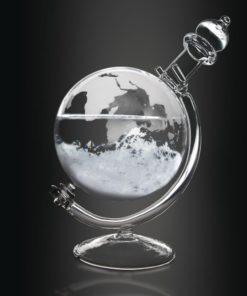 Baromètre Tempête Globe
