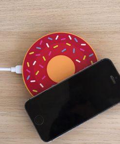 Chargeur Sans Fil Par Induction Donut