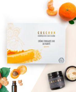 Kit Fabrication Maison Crème de Corps Fondante