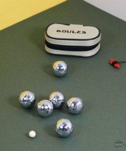 Kit miniature de pétanque