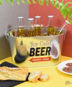 Seau à bière