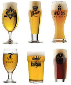 Set Verres à Bière