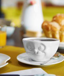 Tasse à Café Humeur du Matin Gourmand