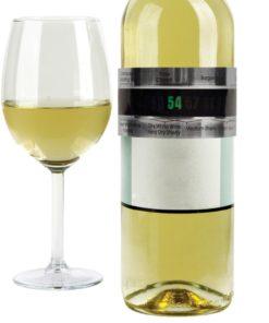 Thermomètre à vin bague